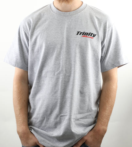 Trinity Racing T-Shirt Gray