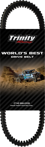 Worlds Best Belt - Can-Am X3