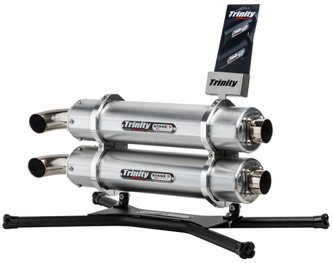 Trinity Exhaust Display