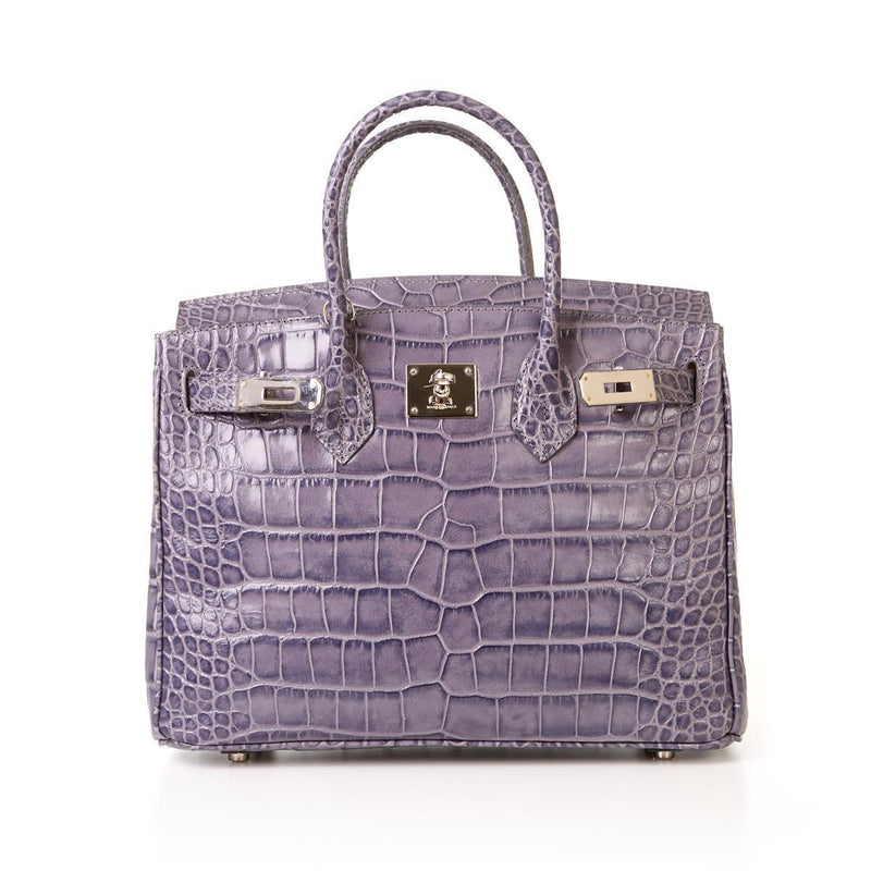 VARETTA CROCODILE 12' PURPLE