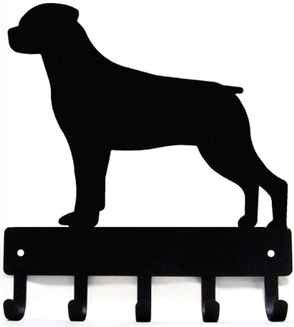 Rottweiler Key Rack & Leash Hanger - ProsperDog
