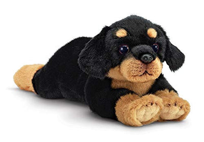 Rottweiler Plush Stuffed Animal - ProsperDog