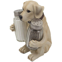 Labrador Retriever Salt & Pepper Shaker Set - ProsperDog