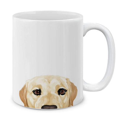 Labrador Retriever Ceramic Coffee Mug - ProsperDog