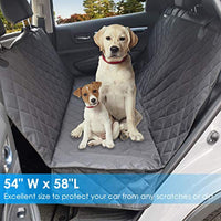 Pet Seat Cover for Cars Trucks and SUVs - ProsperDog