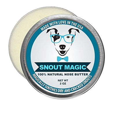 Snout Magic Natural Dog Nose Butter (2oz) - ProsperDog