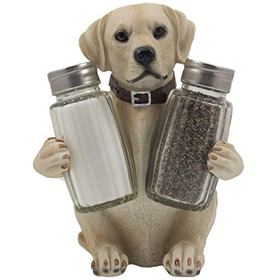 Labrador Retriever Salt and Pepper Shaker Set - ProsperDog