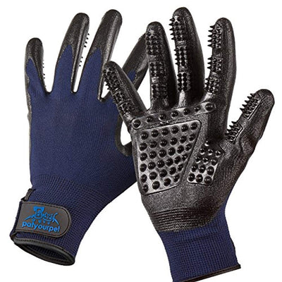 Pet Grooming Gloves - Left & Right - ProsperDog