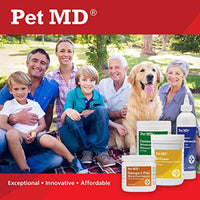 Pet MD Chlorhexidine Antiseptic Wipes - ProsperDog