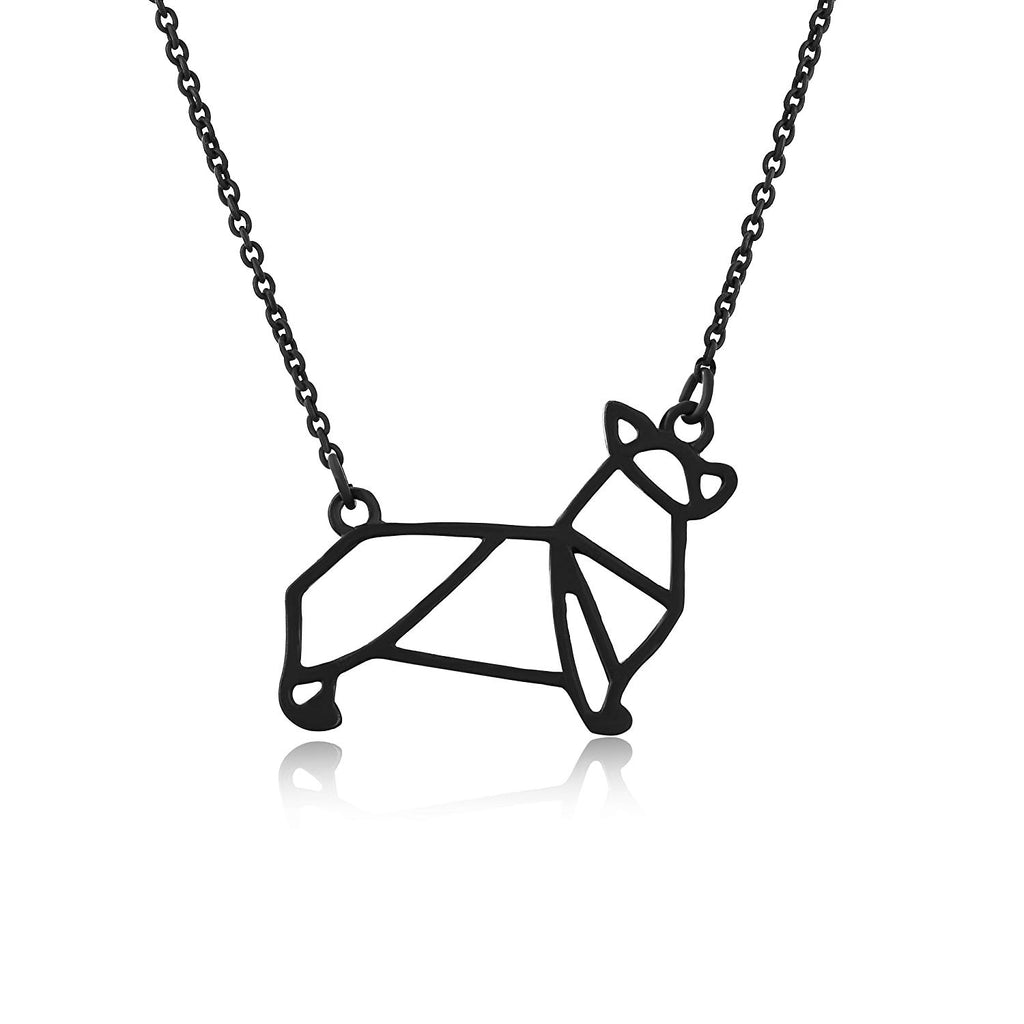 Corgi Necklace - ProsperDog