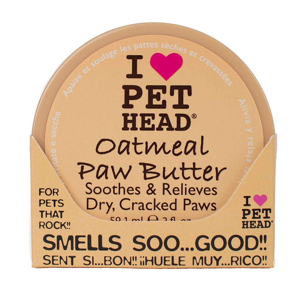 Oatmeal Natural Paw Butter - ProsperDog