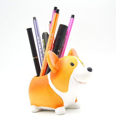 Corgi Pen,Pencil or Brush Holder - ProsperDog