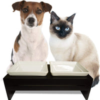 Premium Elevated Dog and Cat Pet Feeder - ProsperDog