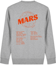 SWEAT A COL ROND MARS - COULEURS