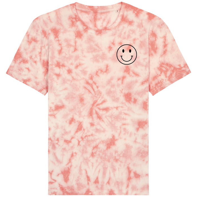 T-SHIRT TIE AND DYE UNISEXE