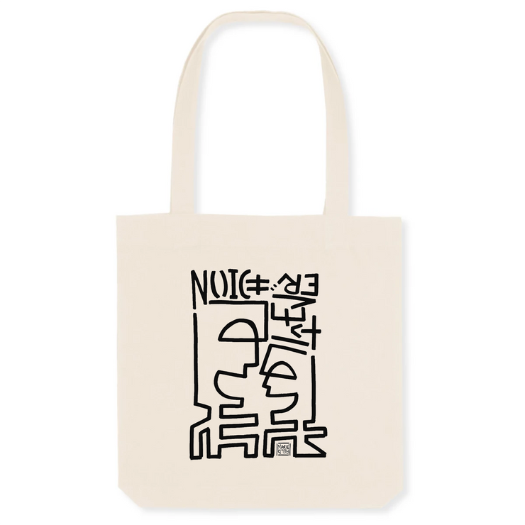 TOTE BAG BLAKAZ - Dach Paris