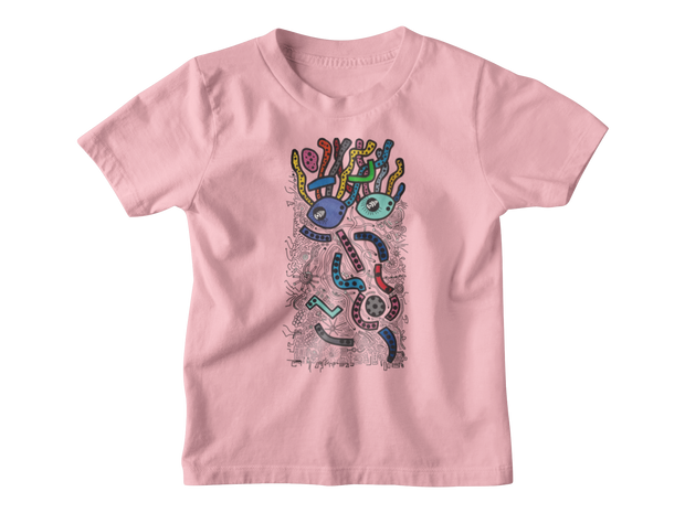 T-SHIRT ENFANT VIOLON