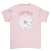 T-SHIRT UNISEXE EPERDUMENT - ROSE