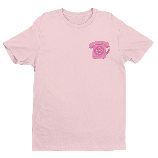 T-SHIRT UNISEXE RING FOR SEX - ROSE