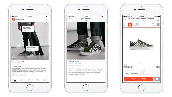 2 - Get your store eligible for Instagram product tagging