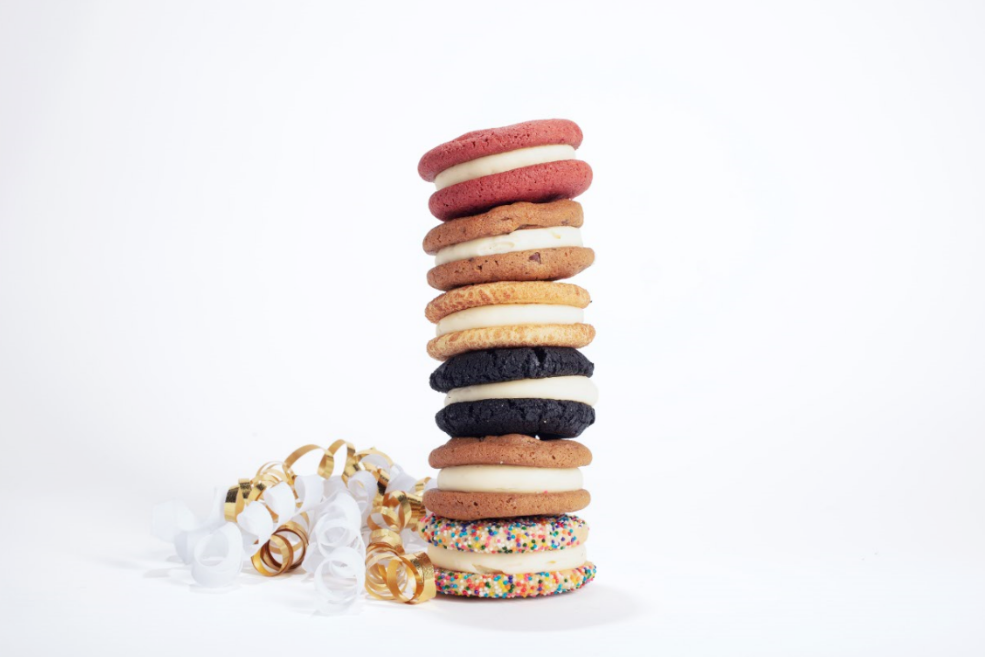 Holiday Whoopie Cookie Gift Box