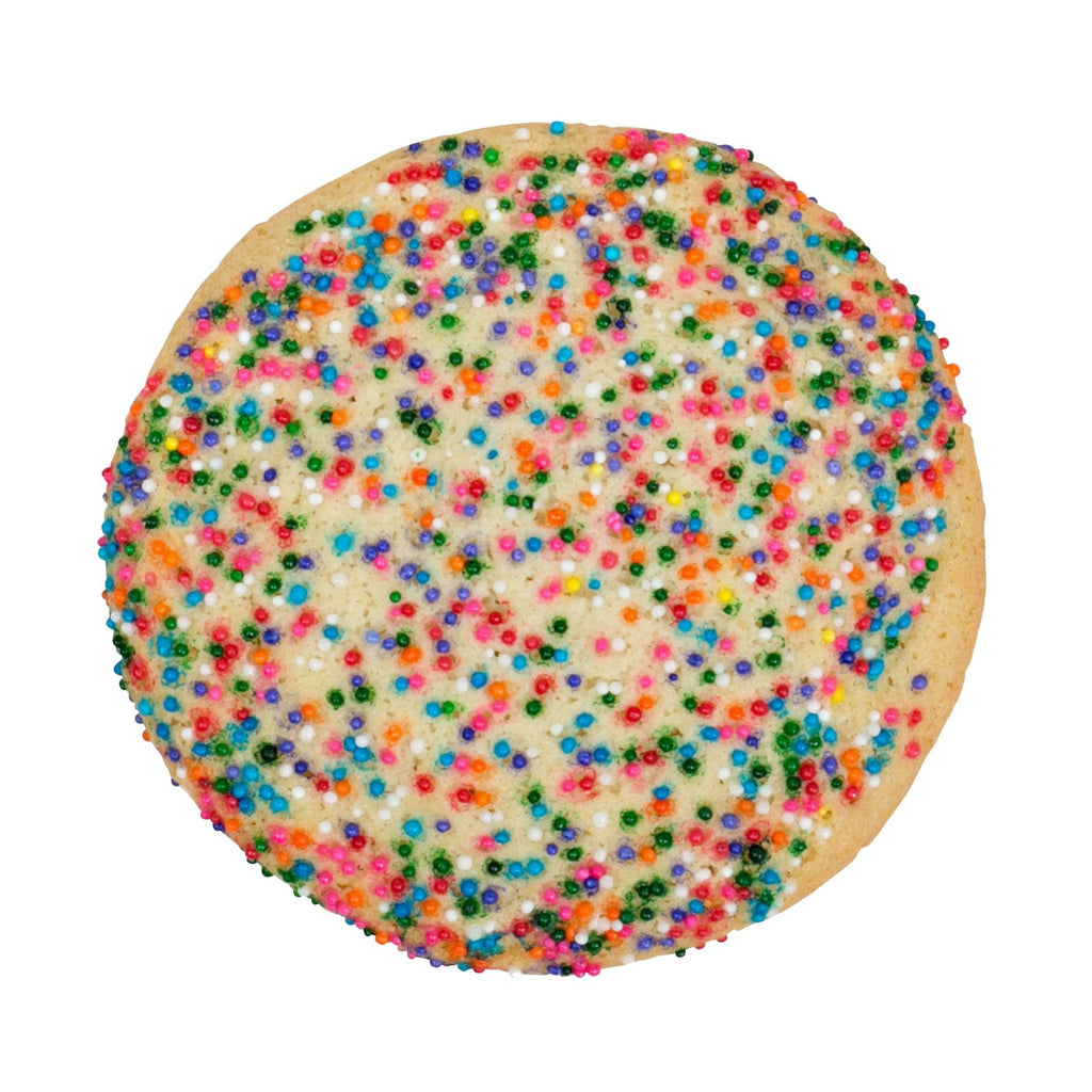 Rainbow Sugar Cookie