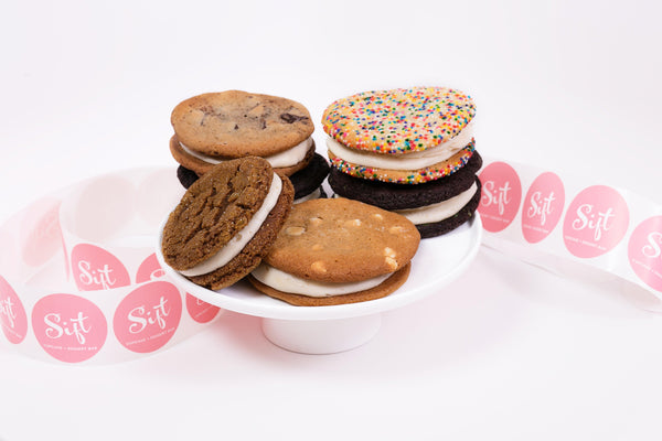 Cupcake + Whoopie Cookie Gift Box