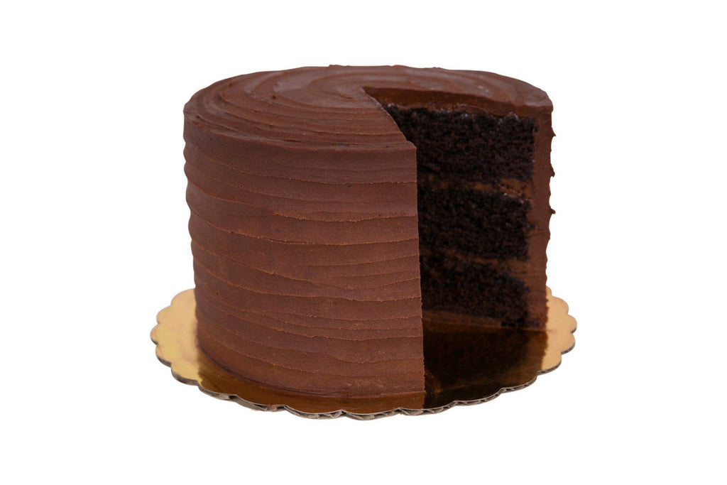 Chocolate Mousse Party Cake