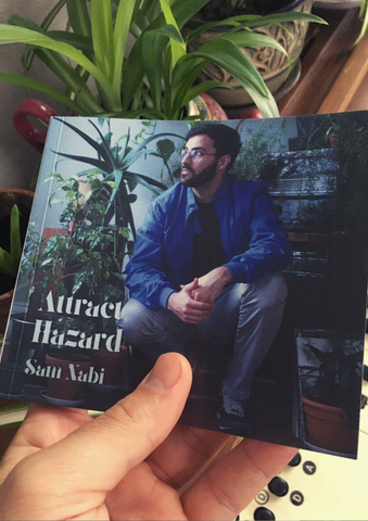 Sam Nabi | Attract Hazard Album & Book