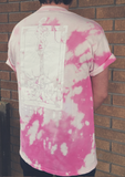 Excuse Me. | Pink Acid Wash T-Shirt