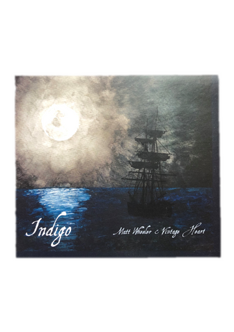Matt Wheeler & Vintage Heart | Indigo EP (CD)