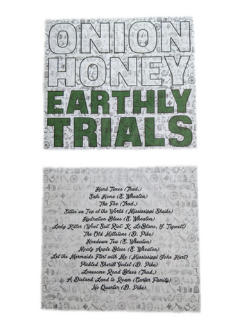 Onion Honey | Earthly Trials Album (CD)