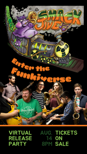 Virtual Release: Smackjive - Enter the Funkiverse