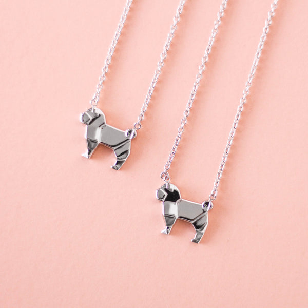 origami-pug-necklace