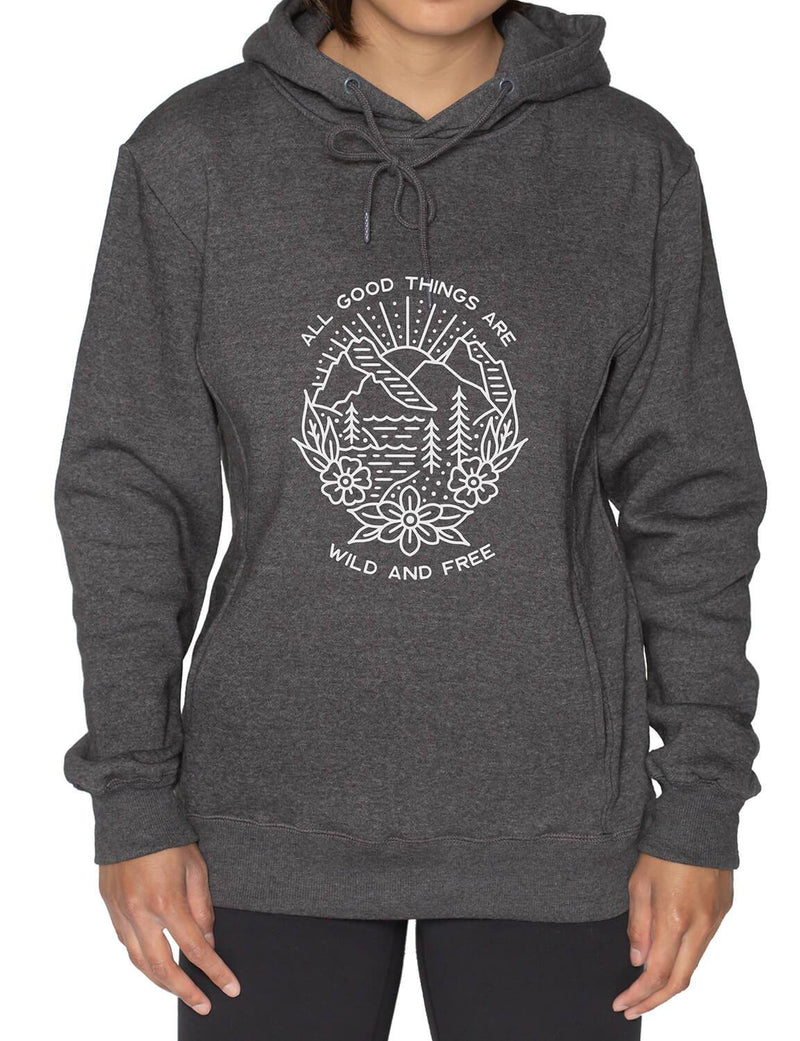 Hoodie Inner Fire - Boutique Equinoxe