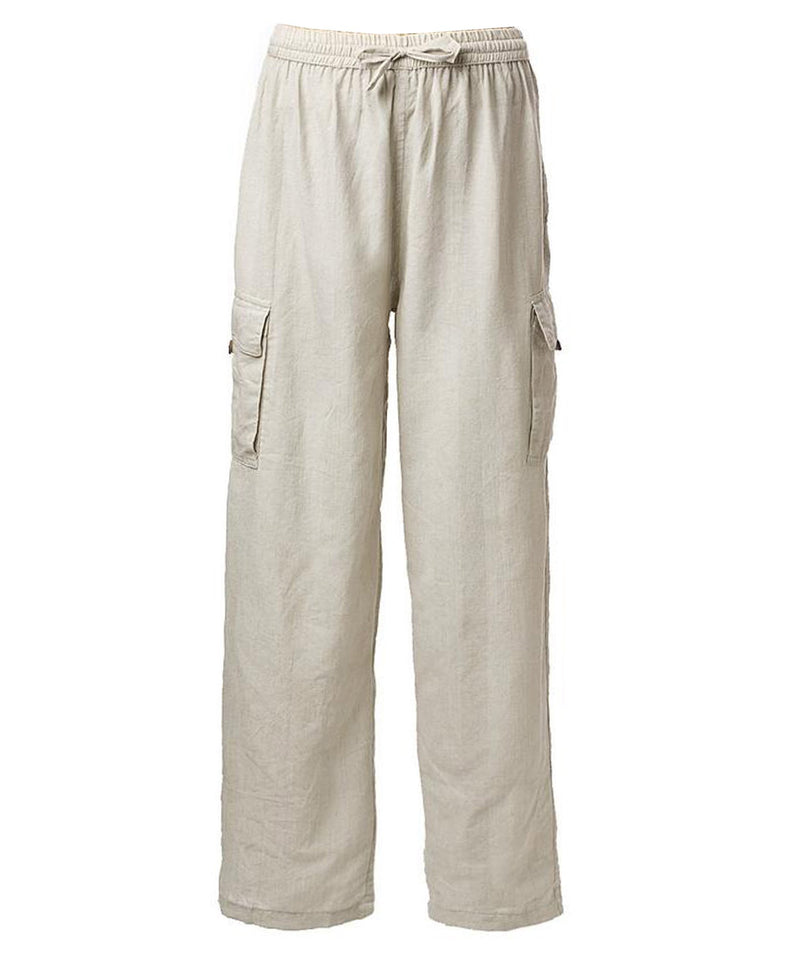Pantalon long en coton - Boutique Equinoxe