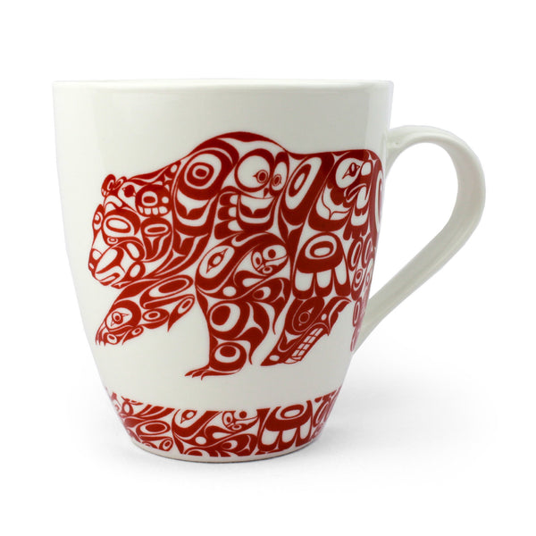 Tasse Ours - Boutique Equinoxe
