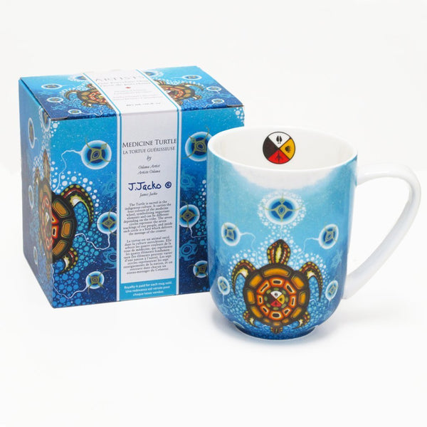 Tasse Tortue - Boutique Equinoxe