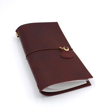 Load image into Gallery viewer, My Own Journal Italian Leather Planner