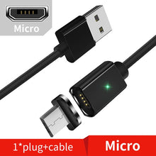 Load image into Gallery viewer, Essager Magnetic Micro USB Cable Adapter |  Pin, Micro,Type-C