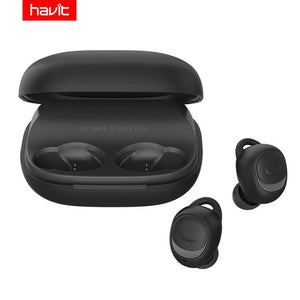 Mini Wireless Earbuds In-ear Bluetooth Earphone Waterproof Rechargeable Headset
