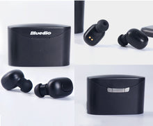 Load image into Gallery viewer, mini TWS earbuds Bluetooth 5.0 Sports Headset Wireless Earphone with charging box for phones