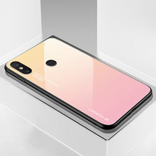 Load image into Gallery viewer, Xiaomi  Phone Case | Gradient Tempered Glass