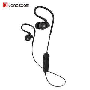 Sports Bluetooth Earphone BS80 portable super Bass with Microphones Wireless gaming Headset for music