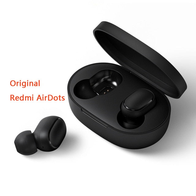 Xiaomi Redmi AirDots Bluetooth Earphones | Noise Cacellation