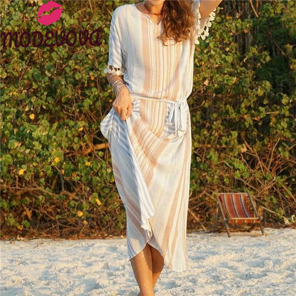 12 Stylish and Comfy Dress  for Ladies in Summer Vocation