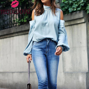12 Comfy  and Chic Solid Color outwear Blouse for fall