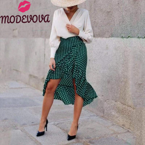 15 Stylish, Affordable and Amazing  Polka Dot Casual wears for Summer