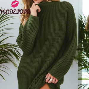 15 Comfy Affordable Sweater Dress Autumn For Women