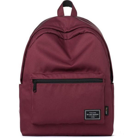 Fashion Backpack College School Bags Travel Backpack